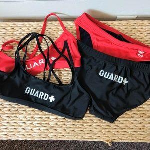 Life Guard Bikinis